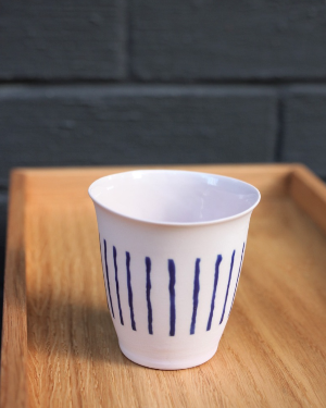 Pop Art Cup - Striped
