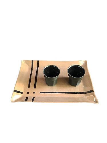 Stoneware Classy Tepsi - Küçük