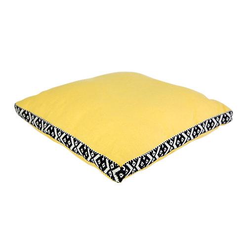 Graphic Yellow Yastık
