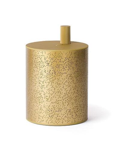 Cylindre Bluetooth Hoparlör Gold