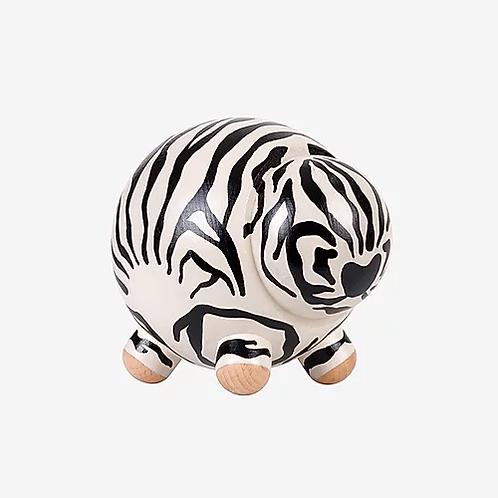 Podgy Heykelcik - Zebra