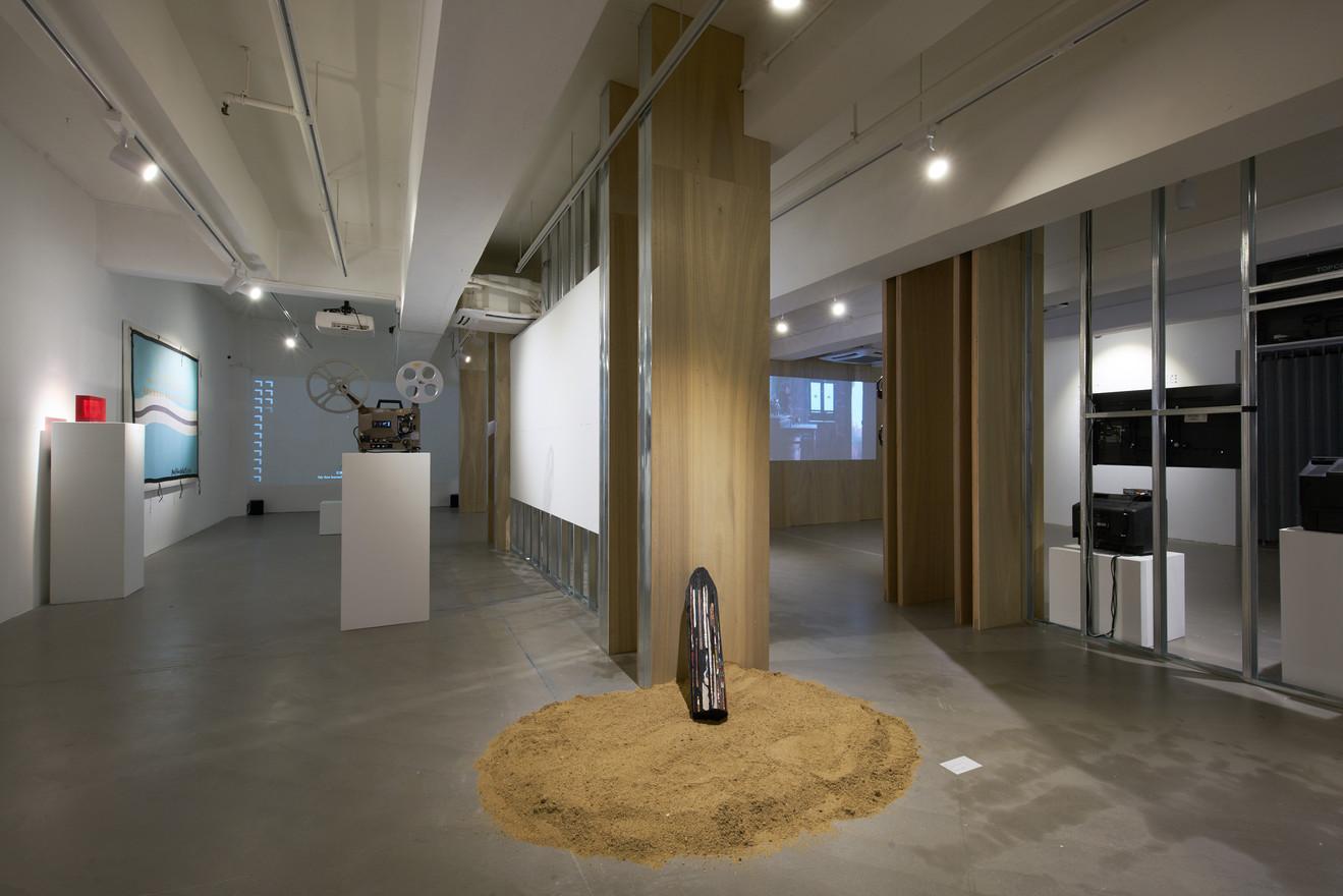 言靈   Para Site Art Space HK