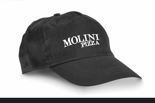 Caps Molini Schwarz