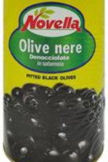 Olive nere Kartron 3 Stück