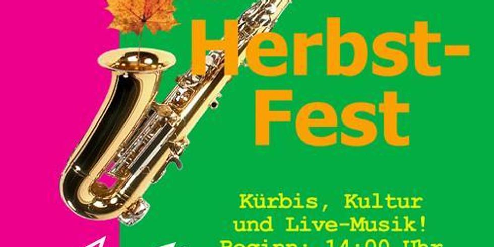 Herbstfest - Kürbis, Kultur und JAZZthetic Live-Musik!!