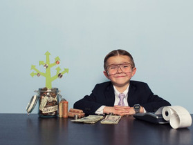 The ABCs of Finance: Tips and Tools for Raising a Smart Investor
