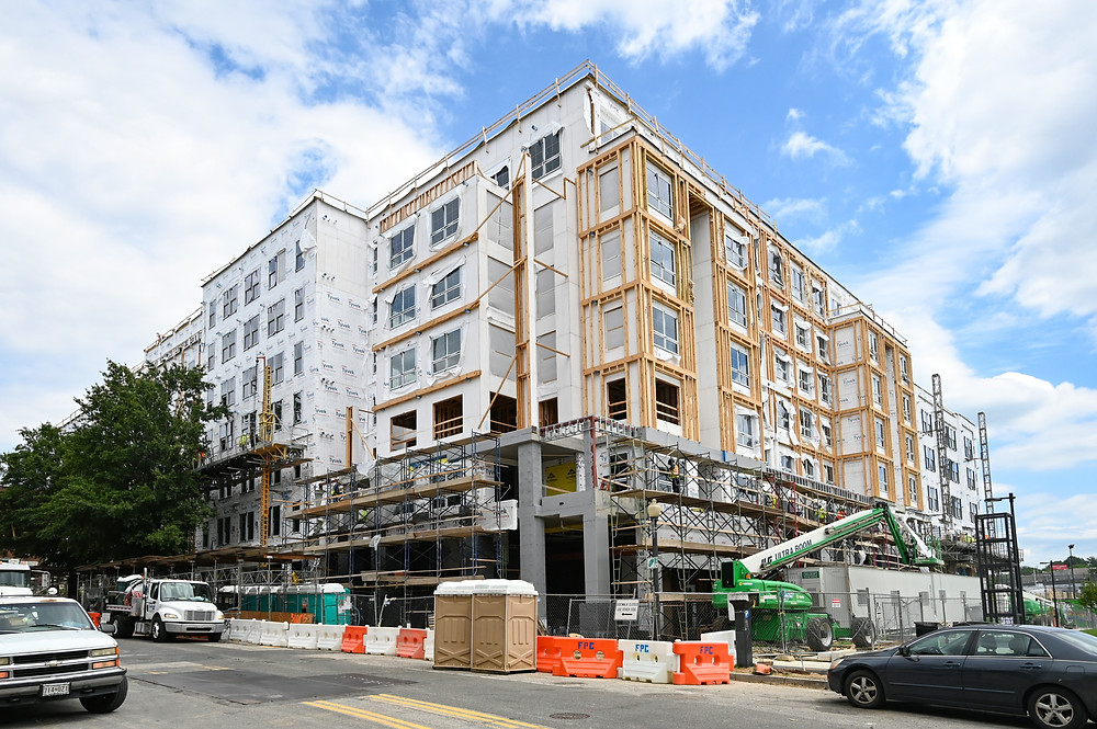 commercial construction news, Washington DC