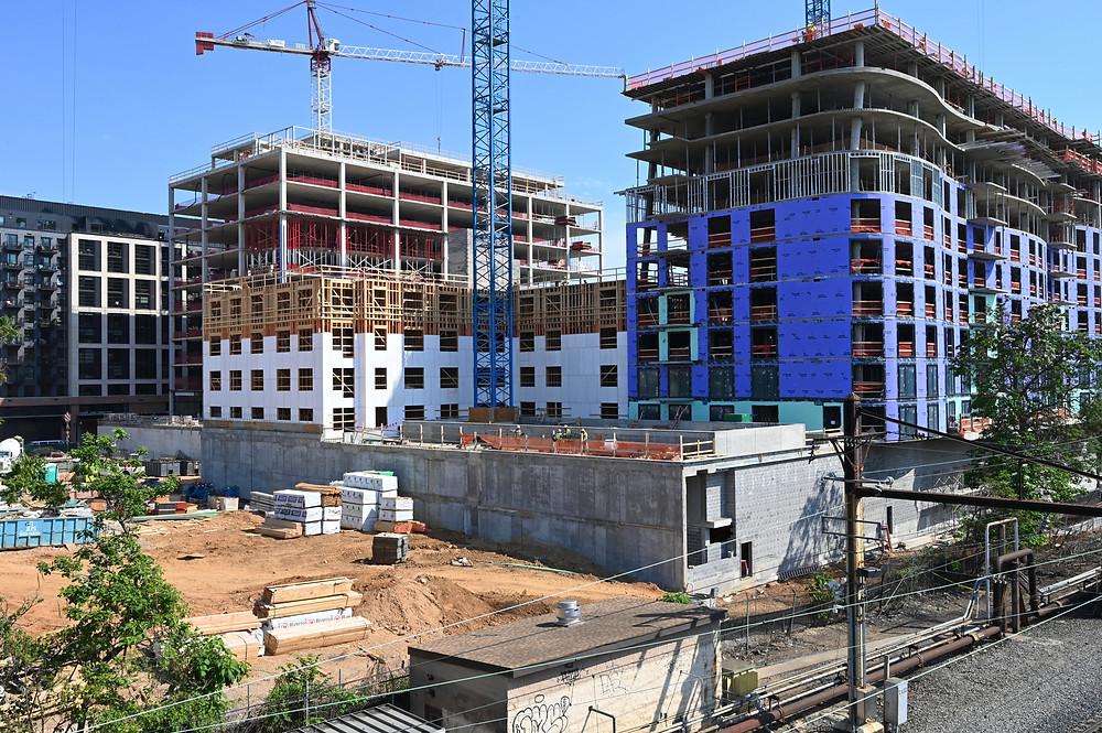Washington DC commercial property development news