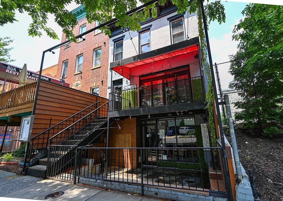 1633 P Street, Dupont Circle Restaurant