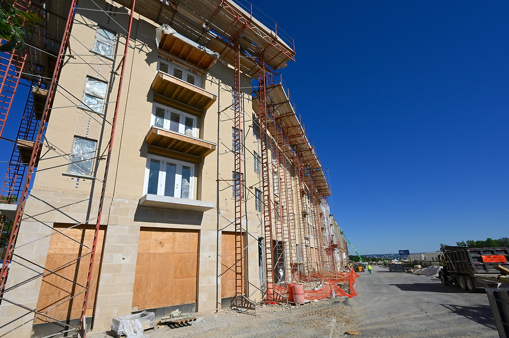 Skyland Town Center - Washington D.C. retail and real estate development