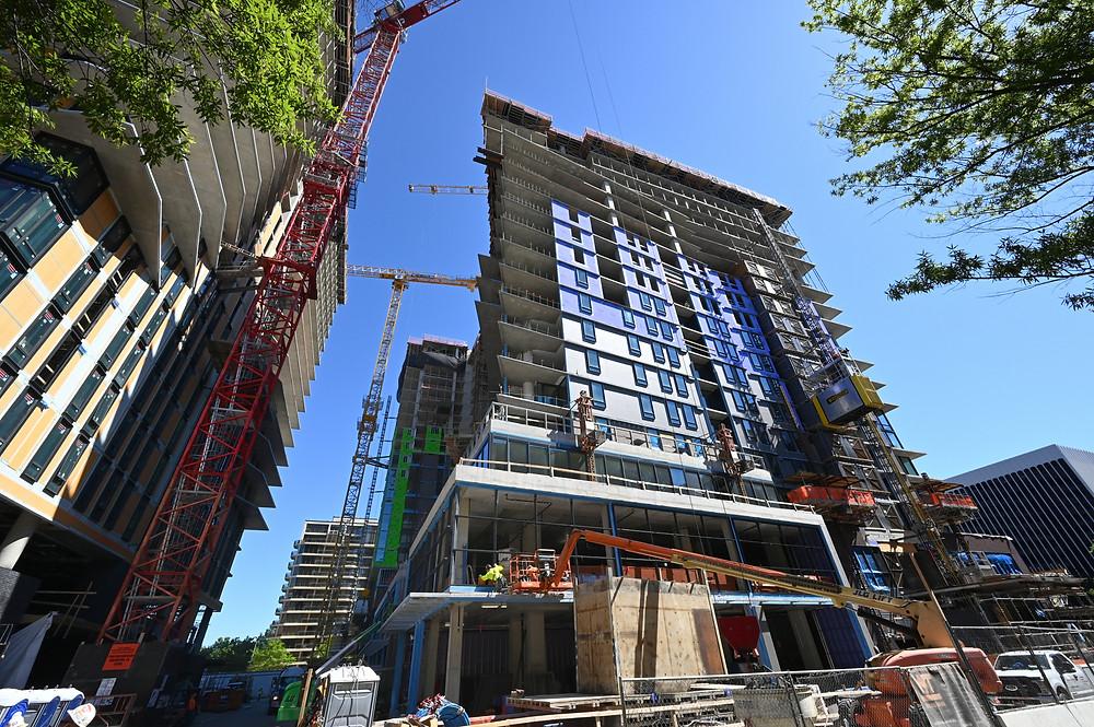 Rosslyn, Arlington real estate development