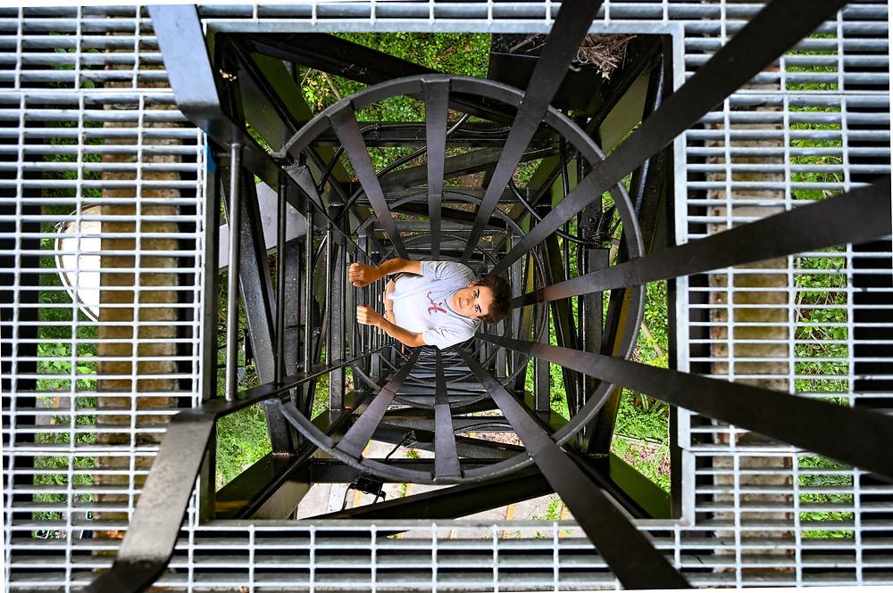 Carter Barron Amphitheater - Rock Creek Park, Washington DC, Samuel Johnson