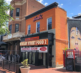 Bombay Street Food - Butter Chicken DC
