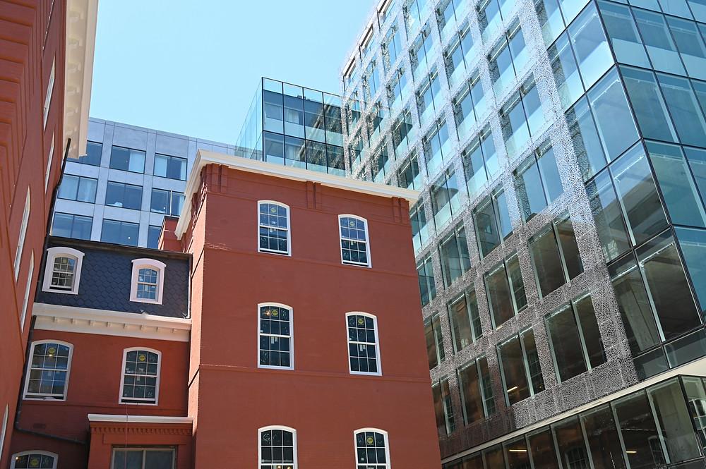 Development of Thaddeus Stevens school by Akridge, Washington DC