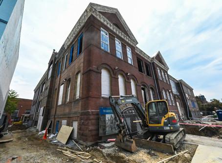 Old School in Shaw: Grimke Redevelopment