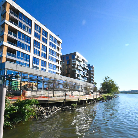 DC's Best River View Apartments Open Next Month