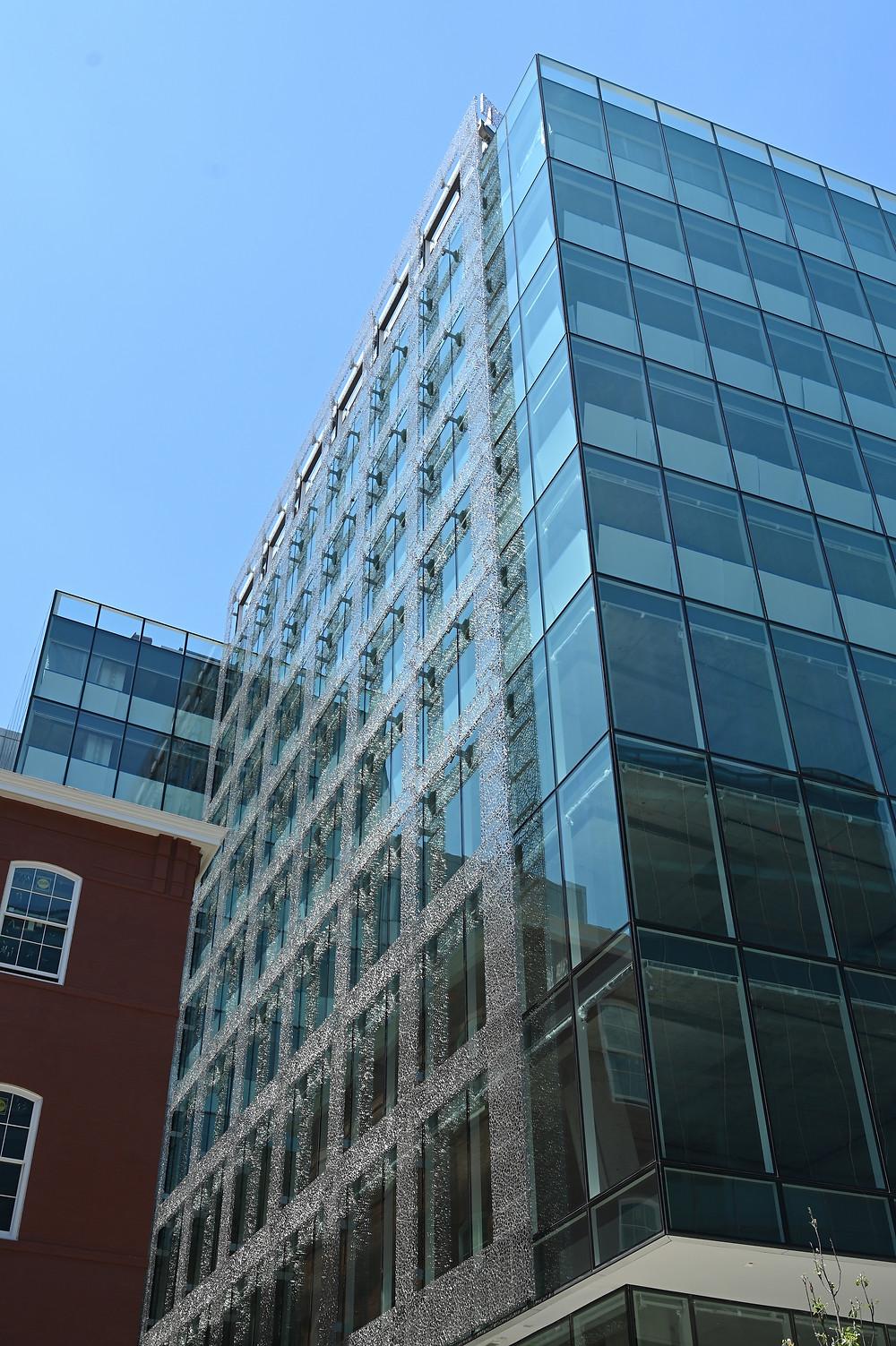 2100 L Street, NW, Washington DC - Akridge, Martinez & Johnson, OLJ Architecture