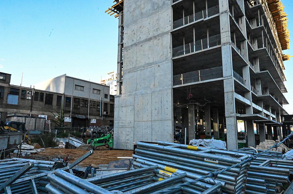 Washington DC construction news
