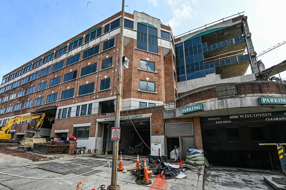 Upton Place, 4000 Wisconsin Avenue, Washington DC, Donohoe Development, SK+I Architecture, Tenleytown