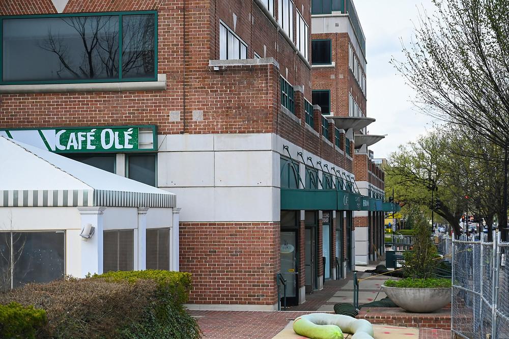 Cafe Ole, 4000 Wisconsin Avenue, Washington DC, Donohoe Development, SK+I Architecture