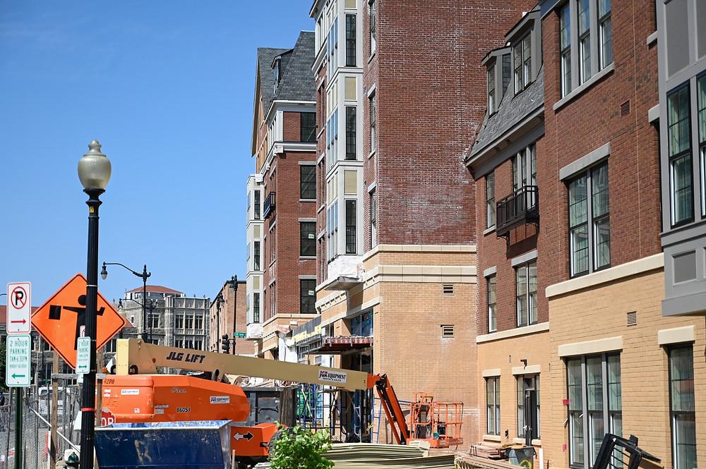 Monroe Street Market Brookland - Maurice Walters architect, Brookland retail for lease, Torti Gallas, Bozzuto