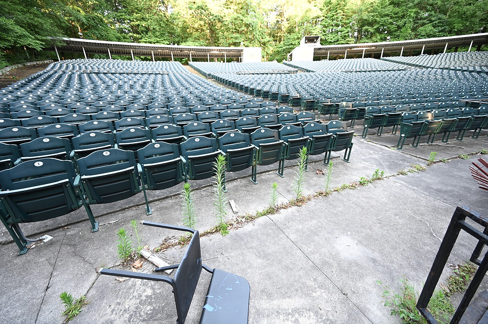 Carter Barron Amphitheater - Rock Creek Park, Washington DC