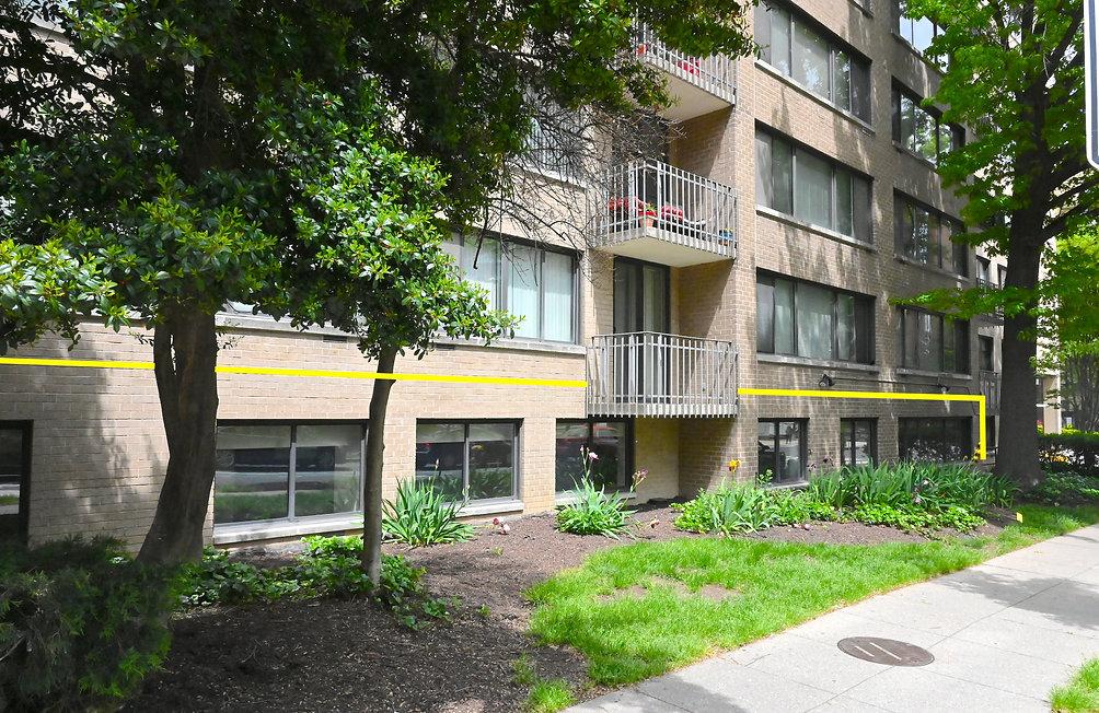 Medical condo for sale, Washington D.C. West End near GW Hospital