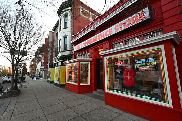 Adams Morgan Retail for lease