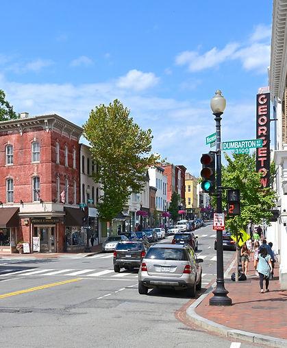 Georgetown Wisconsin Avenue
