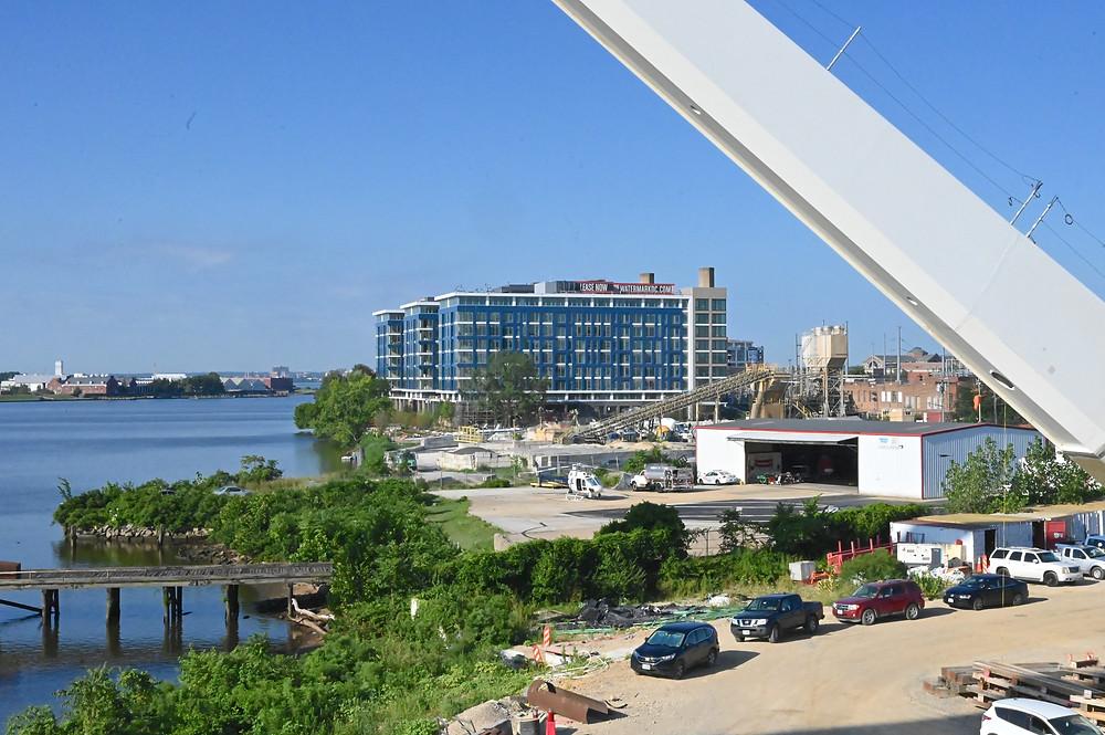 Washington DC commercial real estate development news
