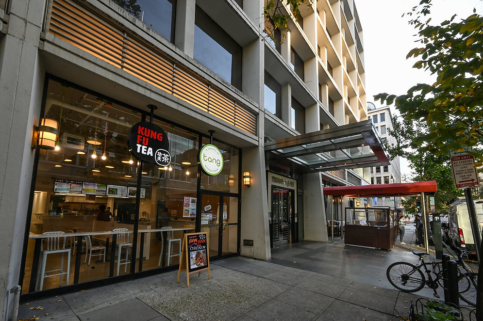 1990 M Street, NW, Washington DC, Golden Triangle restaurant for sale