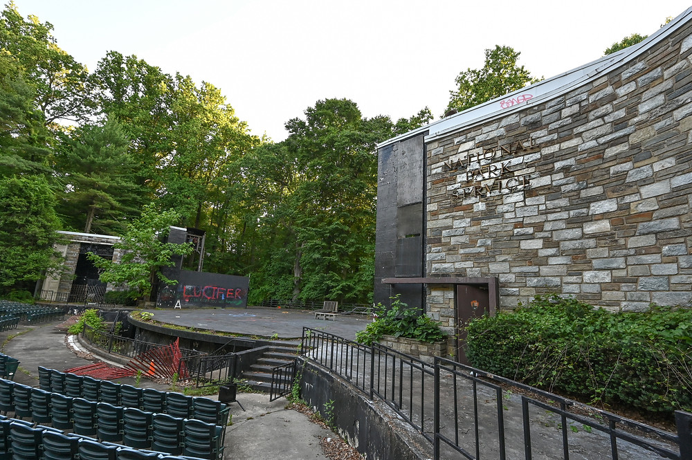 Carter Barron Amphitheater - Rock Creek Park, Washington DC commercial real estate site