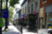 Washington DC Barracks Row Retail for lease