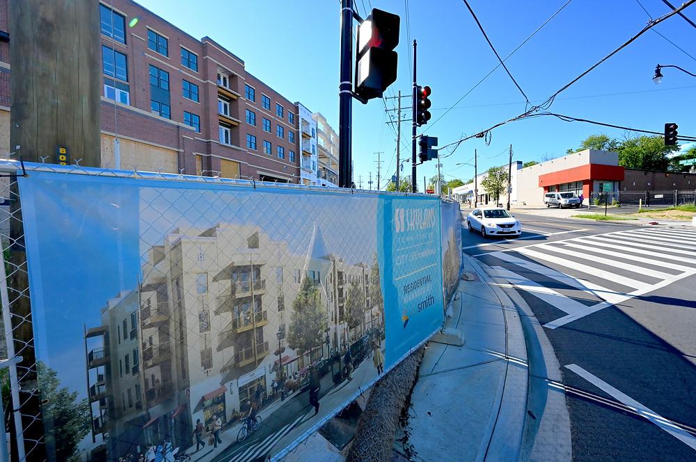 new apartments - Skyland Town Center, Washington DC
