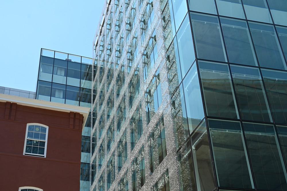 2100 L Street, NW, Washington DC - Akridge, Martinez & Johnson, OTJ Architecture