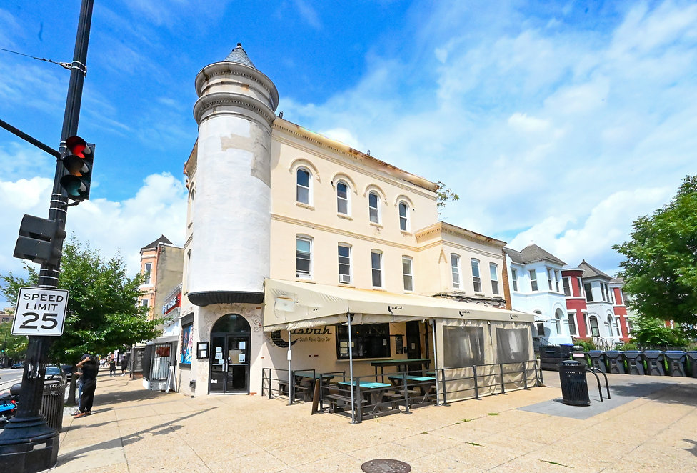 H Street Retail for lease - Washington DC