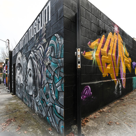 14th Street Graffiti Museum