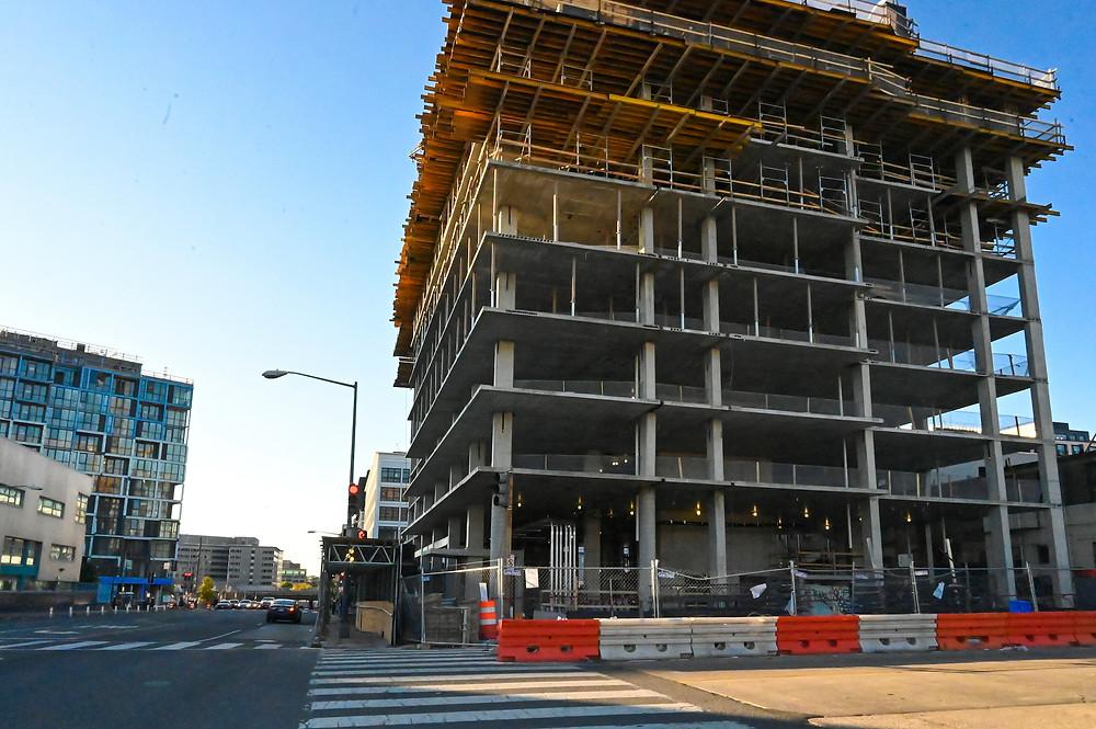Union Market DC, 400 Florida Avenue, NE, Washington DC, SK+I Architecture, Paradigm Construction, commercial real estate