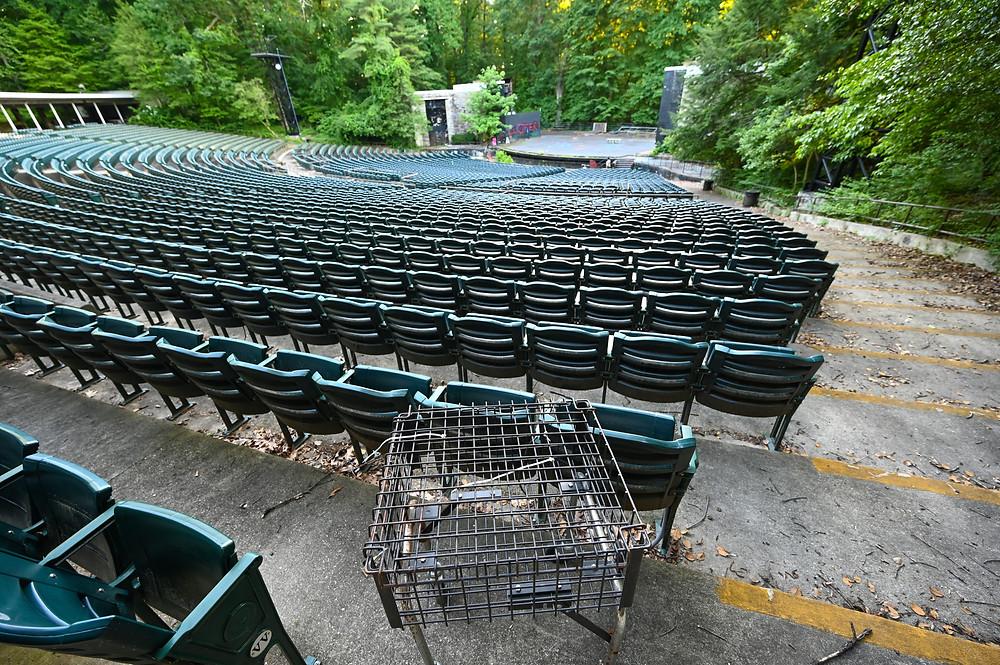Carter Barron Amphitheater - Rock Creek Park, Washington DC real estate