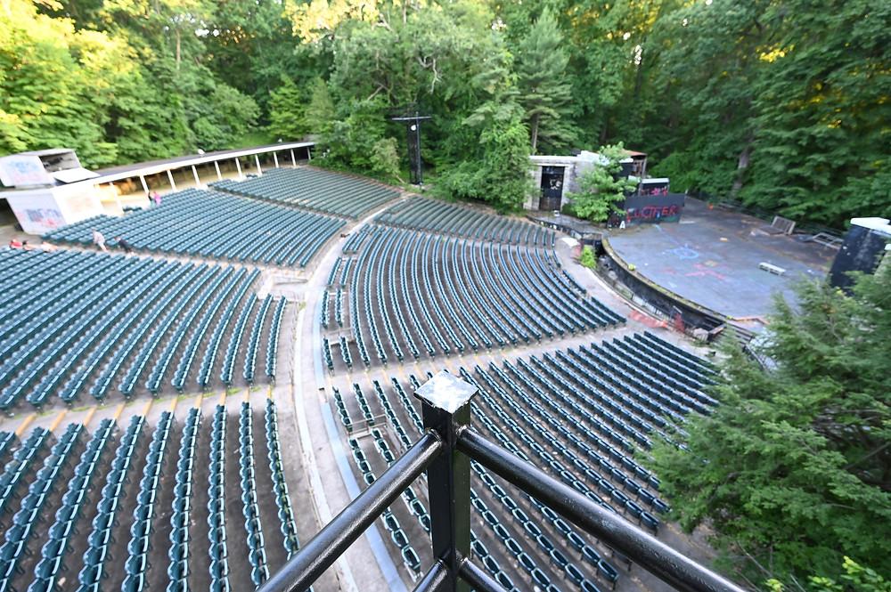 Carter Barron Amphitheater - Rock Creek Park, Washington DC commercial real estate news