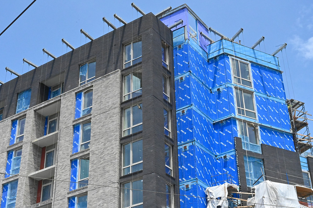 Delta Towers, Gilbane Construction, Bozzuto Construction, Dantes Partners, KGD Architecture, Washington DC