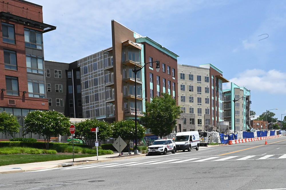 Kettler apartments, CBG Building, Dwell Design Architects, Washington DC commercial real estate