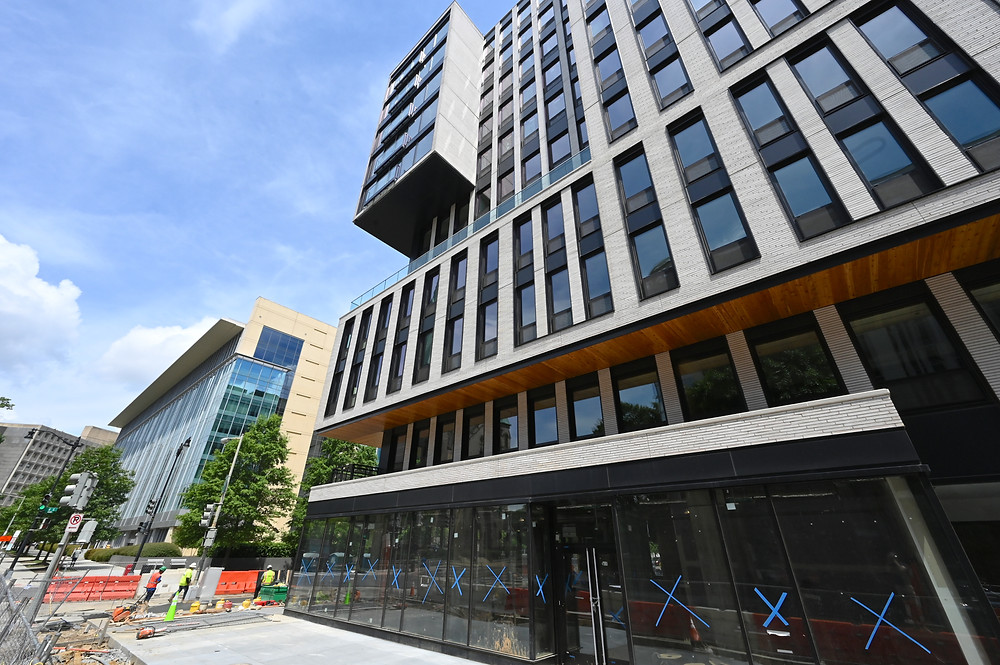 building construction, Washington DC, Donohoe Construction, FxCollaberative, Adams Investment Group, CityPartners, Potomac Investment Properties