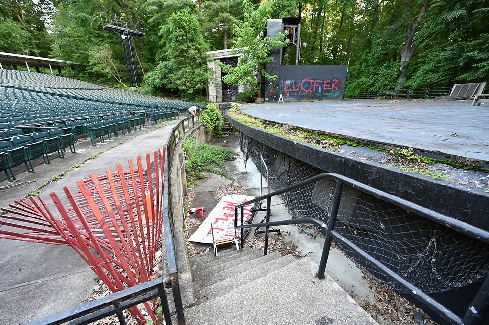 Carter Barron Amphitheater - Rock Creek Park, Washington DC commercial property news