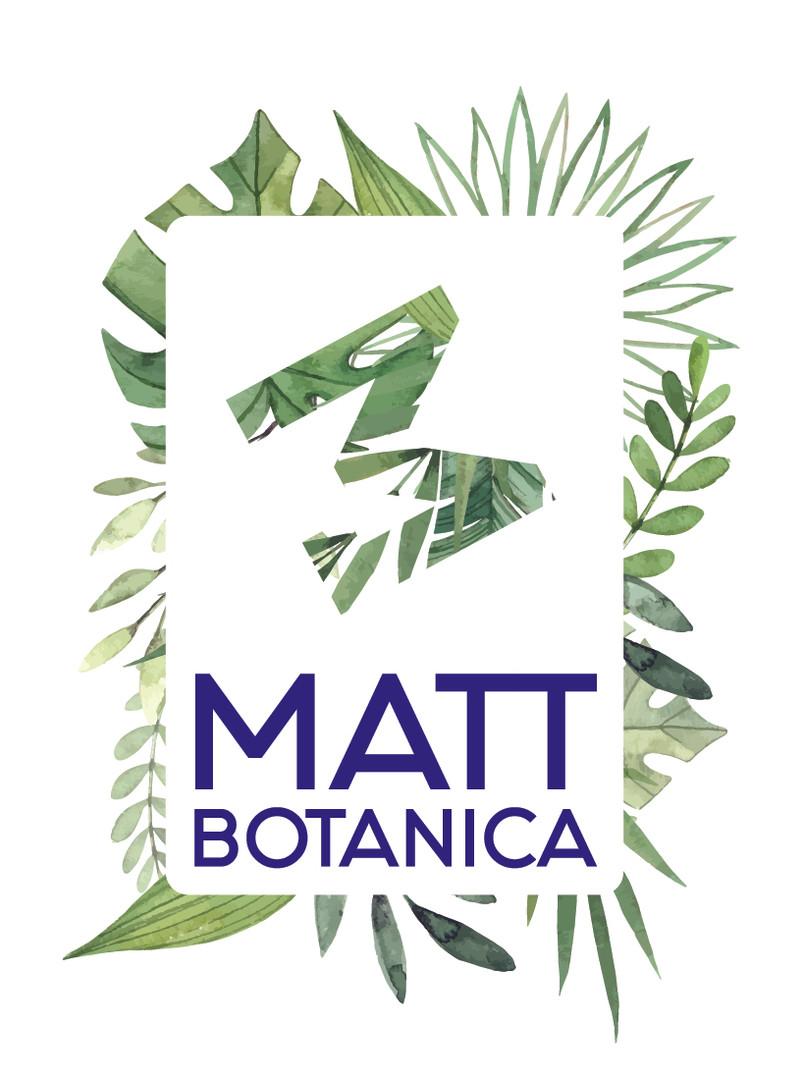 Mattbotanica - Logo