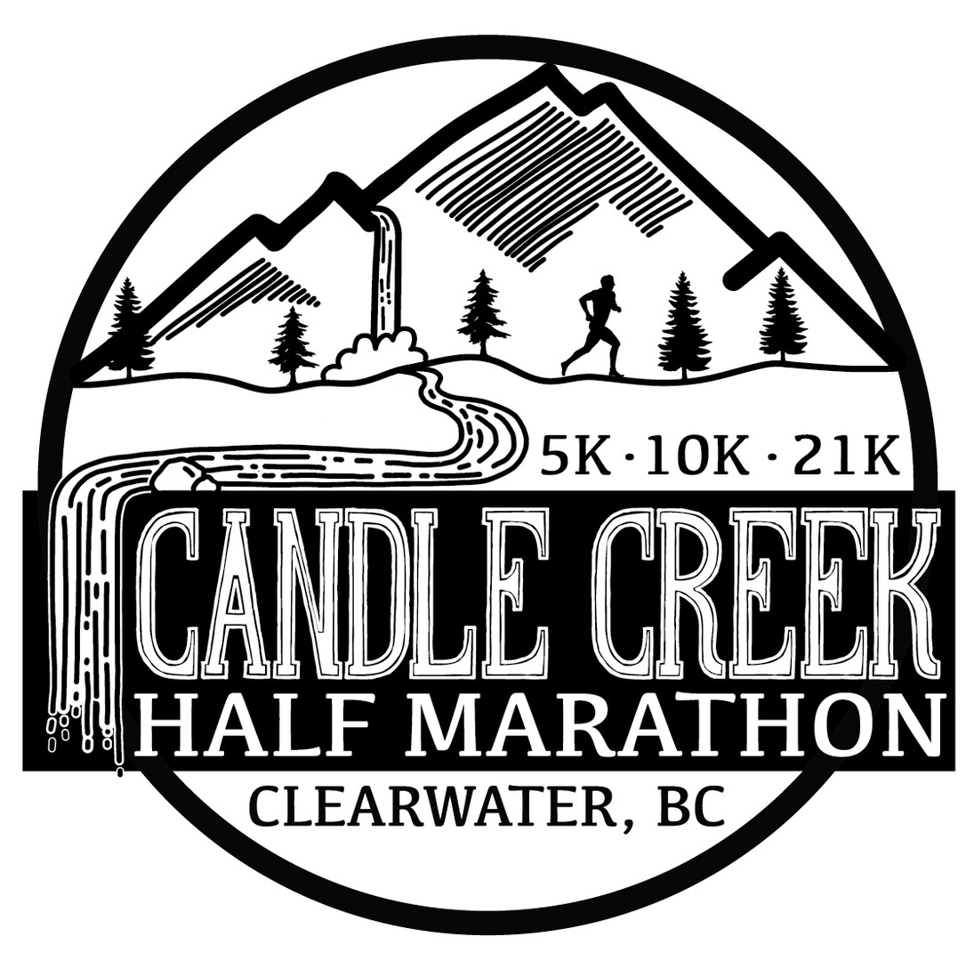 Candle Creek Half Marathon - Logo