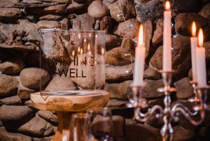 Clear Wishing Well