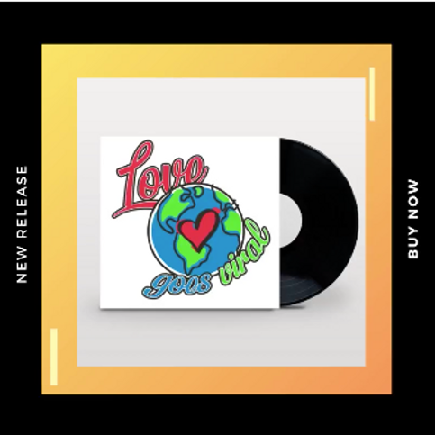 Love Goes Viral Single