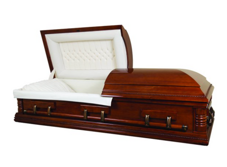 The Funeral That Wasn't