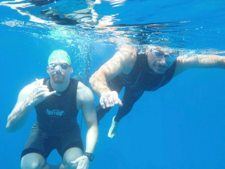 Senior Triathlete Juxtaposes Strengthening & Rest
